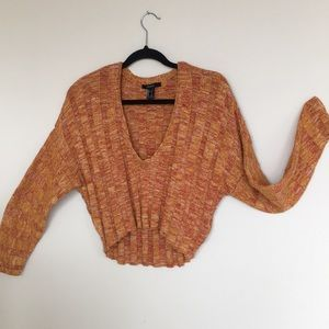 Forever 21 Sweaters - 🌻Forever 21 crop Sweater knitted sweater
